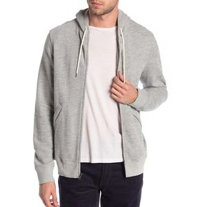 Grayers Montague Zip Up Hoodie